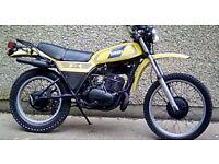 Yamaha dt250