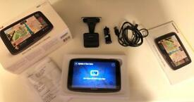 Tomtom 6200 Go with Wifi 6 inch SatNav