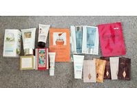 Cosmetics & Travel Sized Luxury Items