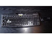*Limited Edition* LOGITECH G105 GAMING KEYBOARD COD MW3 PC Laptop Computer UK Version QWERTY USB