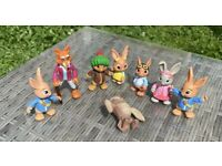 WANTED - any PETER RABBIT FIGURES / PLAYHOUSE PLEASE