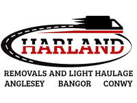 Harland Removals and Light Haulage, Removals in Anglesey, Bangor, Conwy to any where in wales or UK