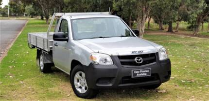 2008 Mazda BT-50 DX UN Manual 2.5L Turbo Diesel Welshpool Canning Area Preview