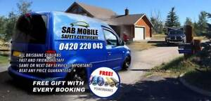 SAB Mobile Roadworthy Certificate- SAME DAY OR NEXT DAY SERVICE!