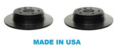 Disc  Brake Rotors Rear Aimco fits 99-03 Acura TL 3.2L V6  PAIR  MADE IN USA
