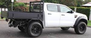 2013 Ford Ranger Ute 3.2     REGO RWC TURBO DIESEL 4X4 Southport Gold Coast City Preview