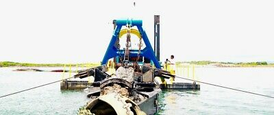 Dredging projects, dewatering and pumping projects