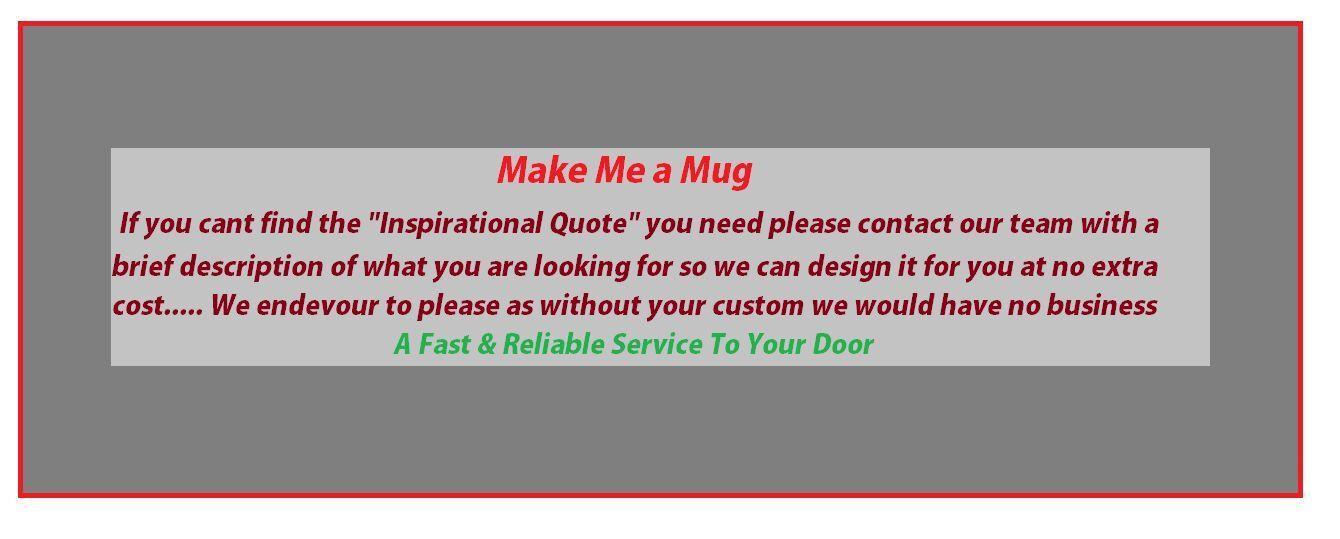 Make Me a Mug