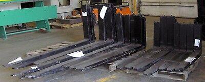 New Class Ii Forklift Forks 72 X 5 X 1 34