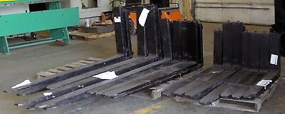 New Class Iv Forklift Forks 72 X 6 X 2 12