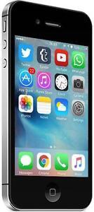 iPhone 4S 16 GB Black Telus -- 30-day warranty and lifetime blacklist guarantee