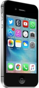 iPhone 4S 16 GB Black Unlocked -- One month 100% guarantee on all functionality
