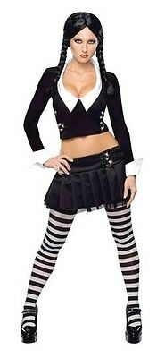 Wednesday Addams Family Secret Wishes Adult Sexy - Wish Costumes