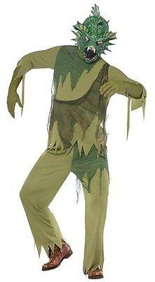 Swamp Monster Costume (Swamp Monster Adult Costume)