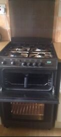 cannon double oven (gas)