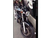 Suzuki bandit gfs 650