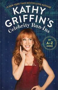 CELEBRITY RUN-INS WITH KATHY GRIFFIN MEETING TRUMP & MORE!
