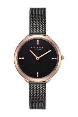 Classic Mesh Womens Watch - Ted Baker London Women's Classic Mesh Bracelet Watch 30mm TE15198029