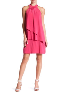 Vince Camuto Hot Pink Dress