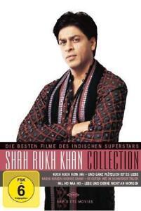 SHAH RUKH KHAN COLLECTION - DVD NEU/OVP