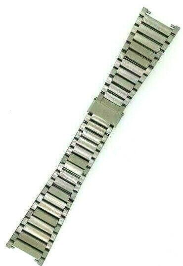 IWC Schaffhausen Stahl Uhrband für Polo oder Golf Club NOS