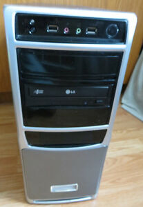 Core 2 Duo E7500 2GB Ram 80GB HDD 450W PS *No Operating System*