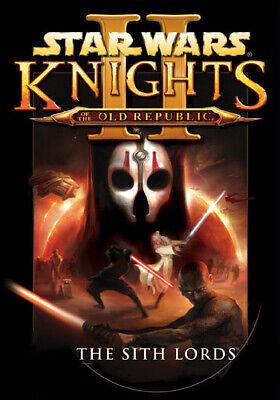 Star Wars Knights of the Old Republic II PC Games Windows 10 8 7 XP Computer (Knights Of The Old Republic Windows 7)