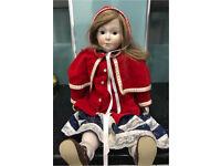 Large 2ft porcelain doll