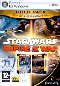 STAR-WARS-EMPIRE-AT-WAR-GOLD-PACK-FOR-PC-XP-VISTA-NEW