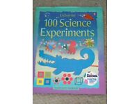 Science experiment book