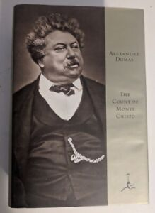 The Count of Monte Cristo by Alexandre Dumas (hardcover)