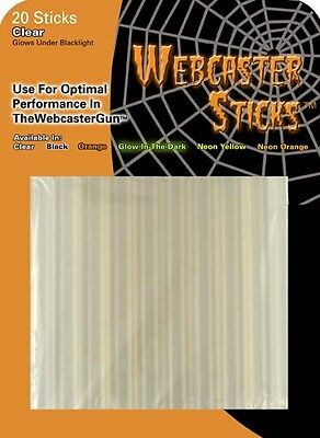 Clear Sticks for WebCaster Gun