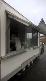 i am selling my catering trailer because i am retirment