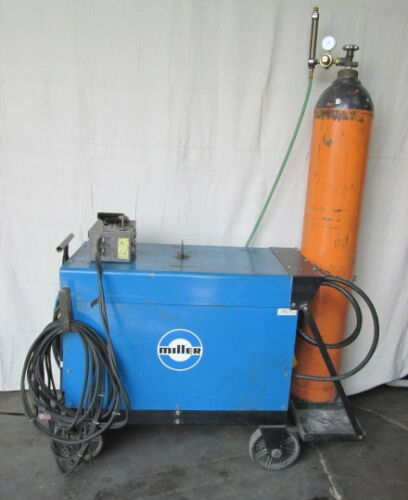 Miller Tig/Stick Combo Welder Dialarc HF Econotig # 901702  1ph 250 Amp (100988)