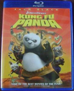 Kung Fu Panda 1 (blu-ray)