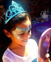 Face Painting Parties for Children and Adults! Nerang Gold Coast West Preview