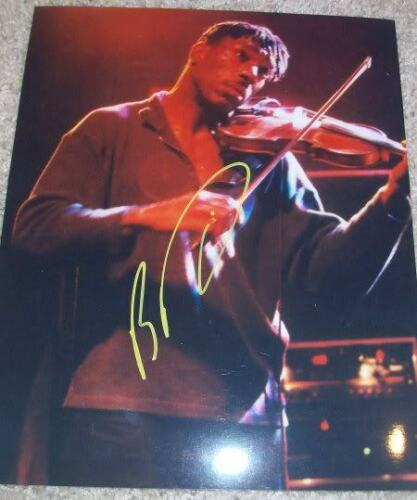 BOYD TINSLEY SIGNED DAVE MATTHEWS BAND 8x10 B w/PROOF