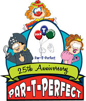 Par-T-Perfect Parties! Bouncy Castles, Face Painting, and more!
