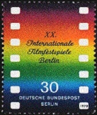BRIEFMARKEN BERLIN POSTFRISCH MINR 358 1934
