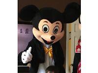 Mascot4U - Mickey Mouse Mascot HIRE
