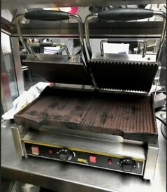 used panini machine