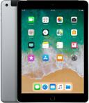 Apple iPad 9,7 32GB [wifi + cellular, model 2018] spacegrijs