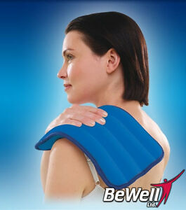 BEWELL-Moist-Heat-Pad-Arthritis-Hot-Pain-Therapy-Pad-NEW-PRODUCT-Blue
