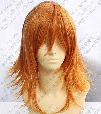179 Uta no Prince-sama Jinguuji Ren Cosplay Wig free shipping+wig cap - Uta Caps