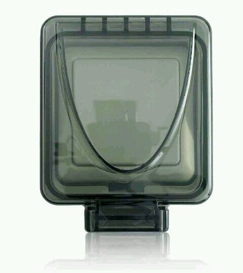 HomeEasy HE401 1G Remote Control Outdoor On Off Lightswitch NEWByron Home Easy He 401 Outdoor Light Switch 1 Gang Remote Control  . Remote Control Outdoor Light Switch 1 Gang. Home Design Ideas
