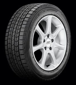 """Dunlop 16"""" Ice/snow tires and rims BRAND NEW!"""
