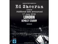 Ed Sheeran June 17th