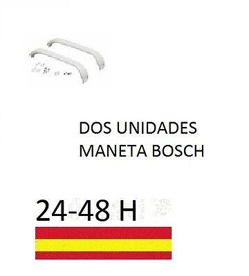 TIRADOR PUERTA FRIGORIFICO BOSCH SIEMENS 315mm C.O.369542 00369542 (2 unidades)