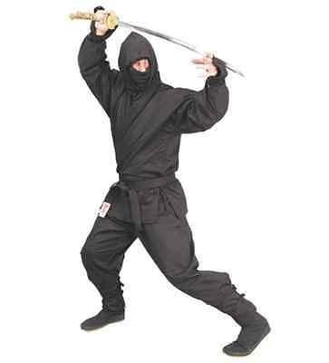 Phönix- Ninja-Anzug. 6-teilig. 100% Baumwolle/6oz. Ninjutsu. Nin-Jutsu. Fasching