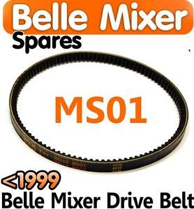 Belle-Cement-Concrete-Mixer-MS01-Drive-Belt-Minimix-150-Spares-Parts-Electric